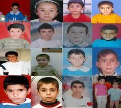 ermordete kindern